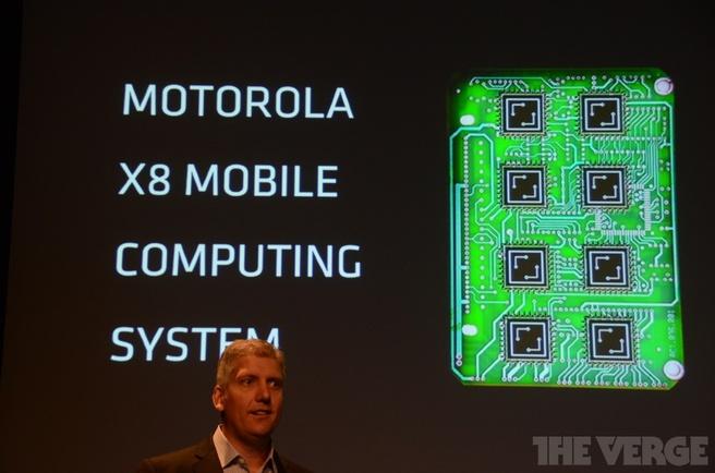Motorola X8