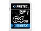 Goedkoopste Pretec SDXC UHS-I Memory Card Extreme performance 100MB/s 64GB