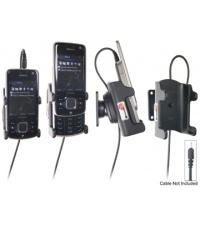 Brodit Houder Nokia 6210 Navigator F. Cable CK-7W/CK-300/CK-600