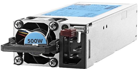 HP 500W Flex Slot Platinum