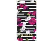 Guess Apple iPhone 6 / 6S Originele Rozen Bloemen Hardcase Rose hoesje Multi-color