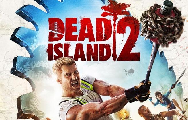 Dead Island 2 coverart