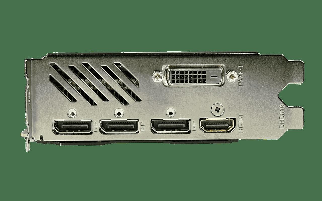Gigabyte  RX 470 G1 Gaming 4G