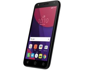 Alcatel One Touch Pixi 4 (5) Dual Sim Zwart (Lebara-prepaid)