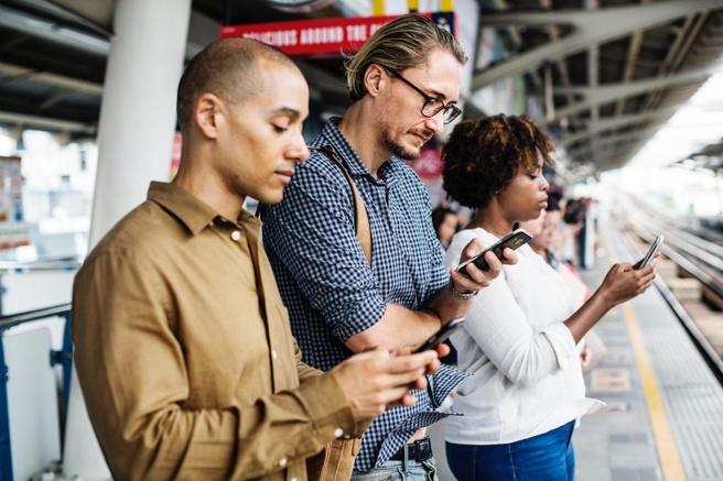 Onderzoek social media en trends in Belgi�