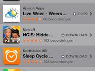 iOS 3.1.3 op iPhone 2g