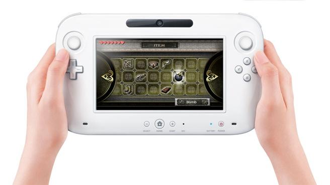 Wii U-controller