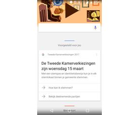 Google roept op tot stemmen