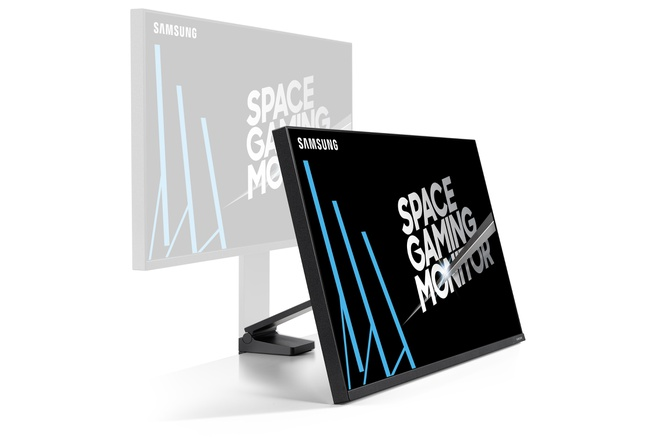 Samsung Space Gaming Monitor 32 inch