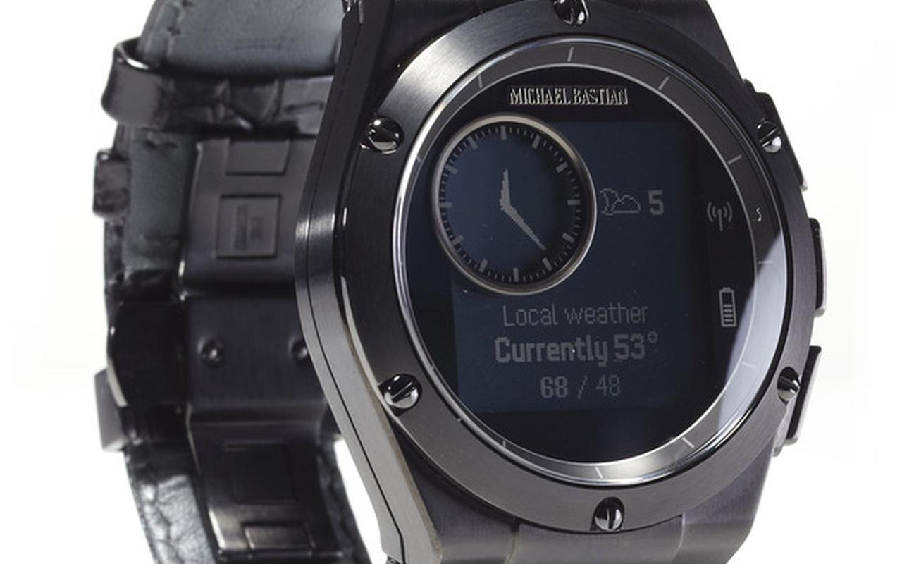 Luxueus horloge van HP