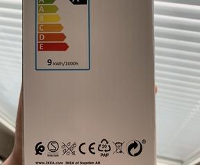 Ikea Tradfri E14 kleuren