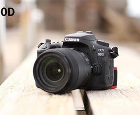 Canon EOS M6 Mark II en EOS 90D