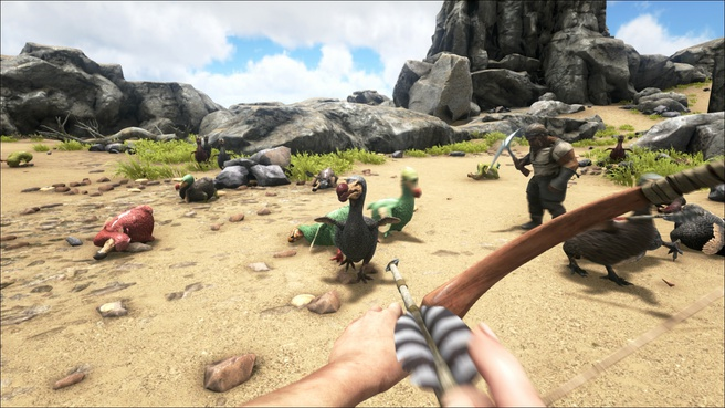 ARK: Survival Evolved, PC (Windows)