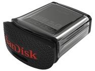Sandisk Ultra Fit 128GB Zwart