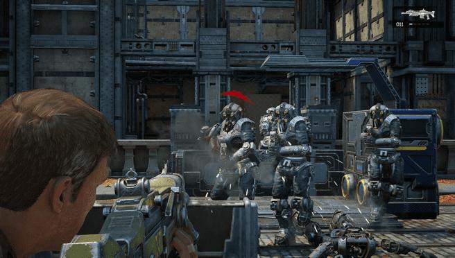 Gears of War 4 - Campagne