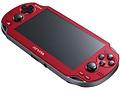 Sony PlayStation Vita rood
