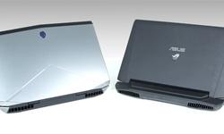 Alienware 17 versus Asus G750J: strijd der gamegiganten