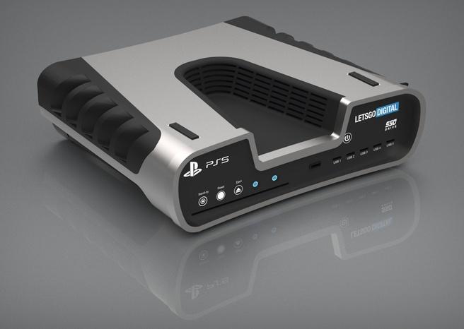 PlayStation 5-render door LetsGoDigital