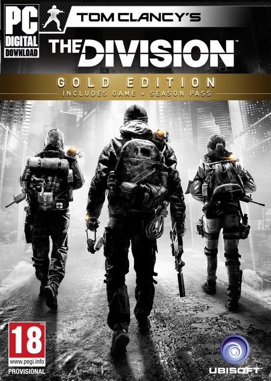 Tom Clancy's The Division Gold Edition, PC, Xbox One