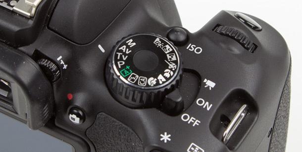 Canon EOS 650D modusknop 610px