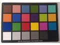HTC Incredible S: kleurkaart
