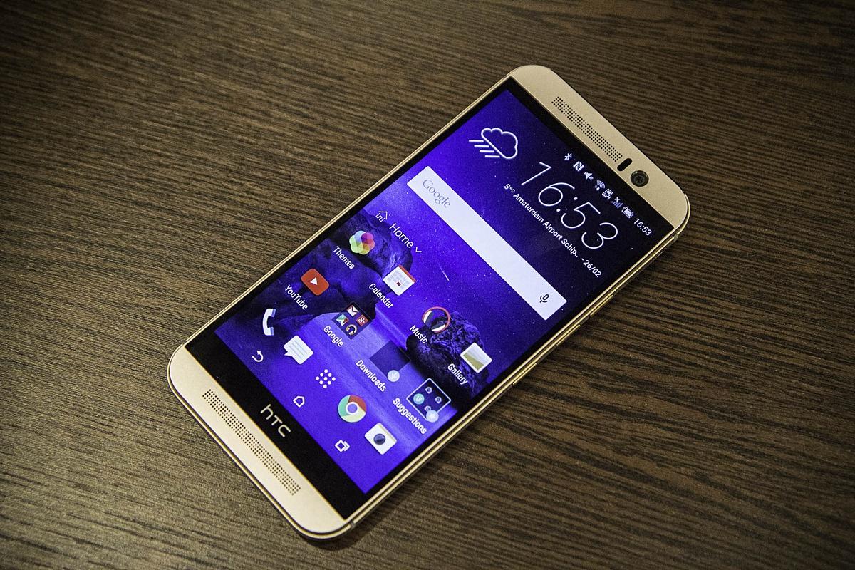 HTC One M9 Preview - Behuizing: meer van hetzelfde
