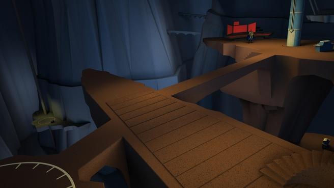 Geanimeerde Batcave