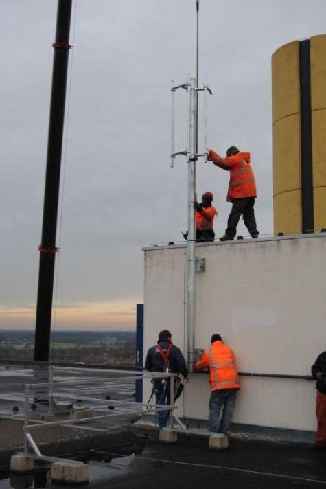 KPN en SURFnet bouwen lte-netwerk in Utrecht