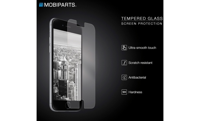 Mobiparts Tempered Glass Screenprotector Samsung Galaxy S5
