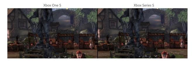 Resolutieverbetering op Xbox Series S