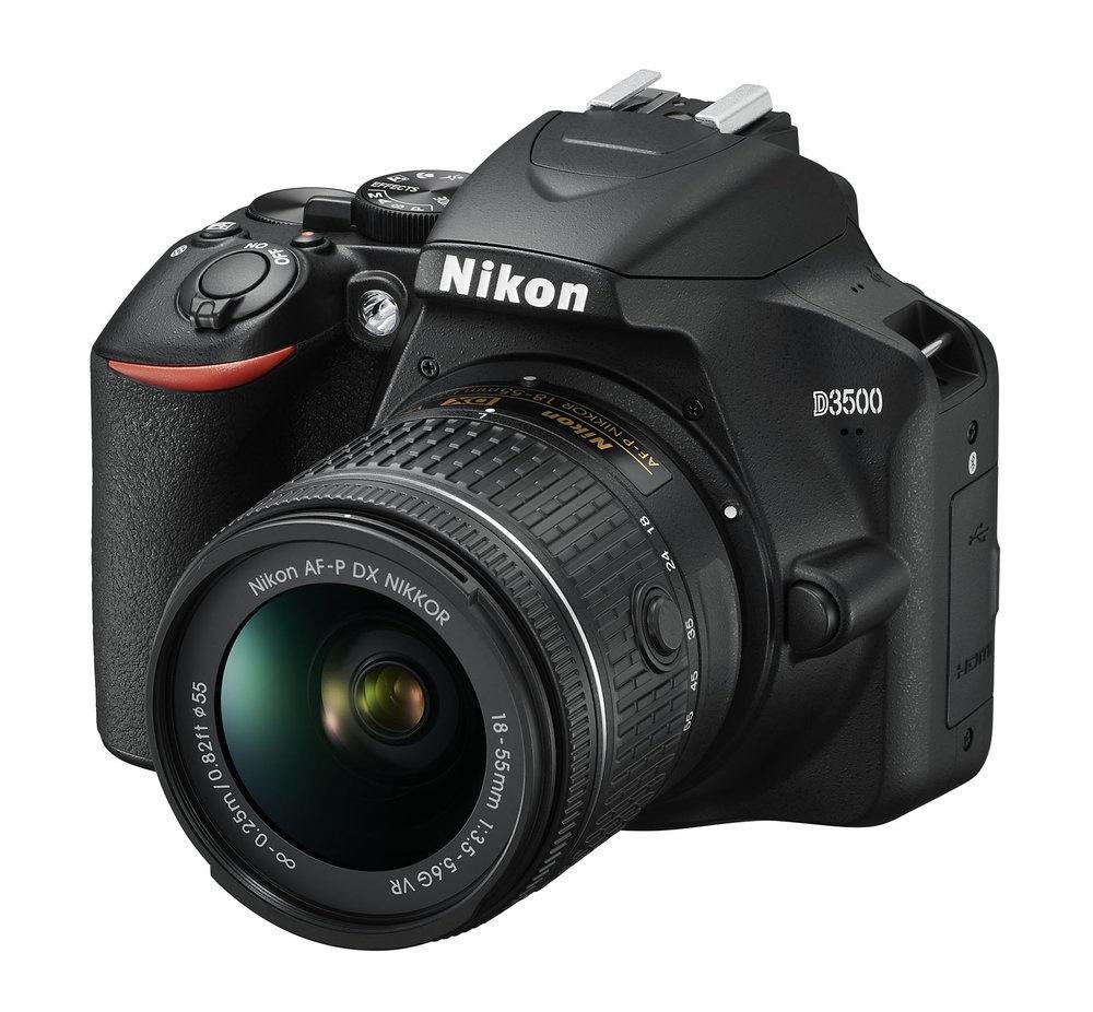 aacce46e430fe1 Nikon brengt D3500-spiegelreflexcamera op 20 september uit - Beeld ...