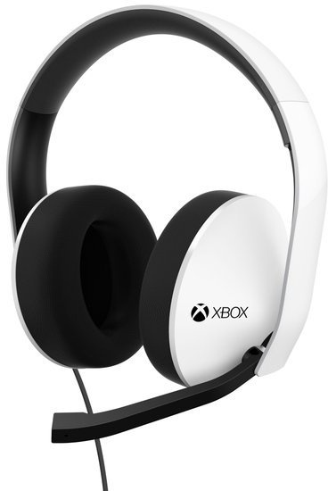 microsoft xbox one stereo headset wit reviews tweakers. Black Bedroom Furniture Sets. Home Design Ideas