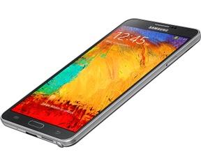 Samsung Galaxy Note 3 Zwart