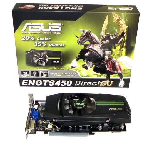 Asus GTS 450 DirectCu