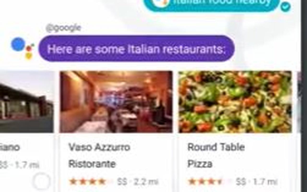 Google Allo en Duo