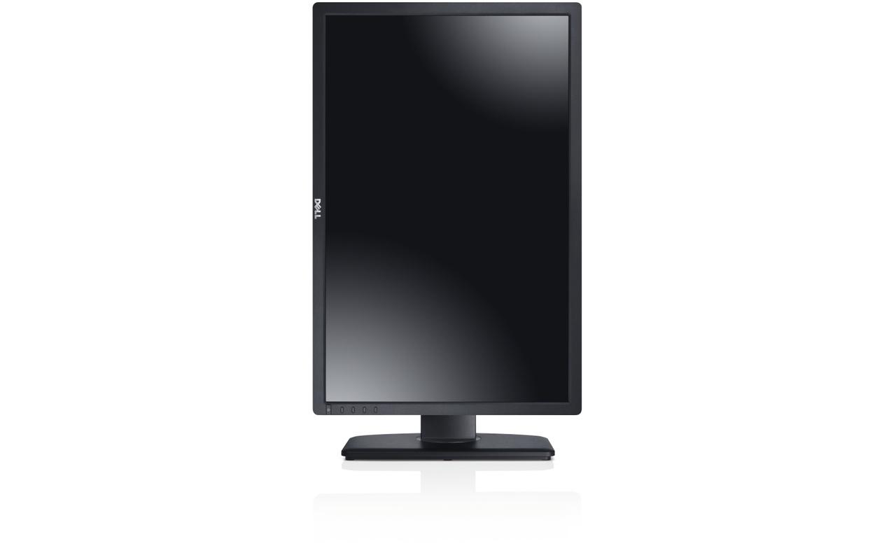 Dell Ultrasharp U2412M Zwart